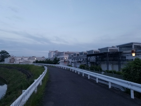 028川沿い