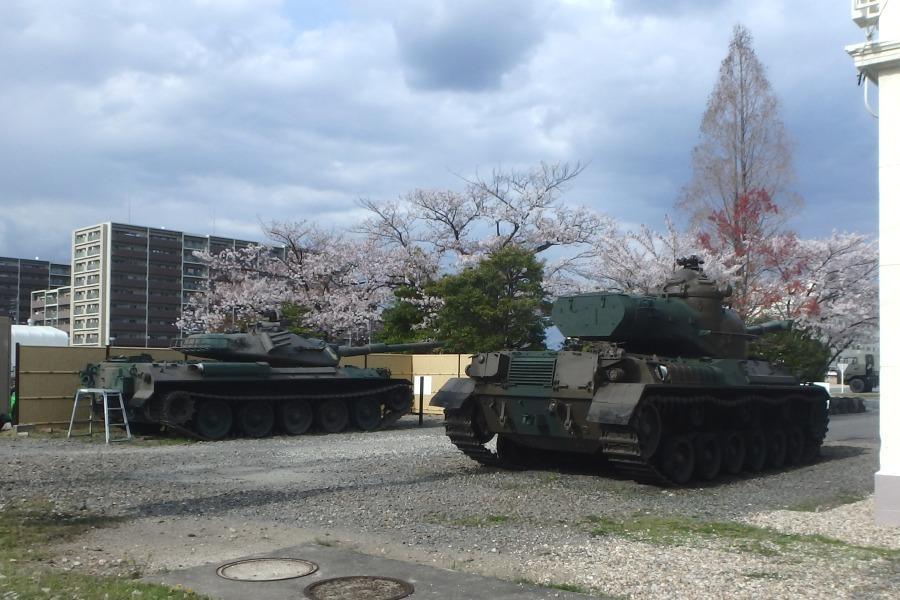 さくら戦車