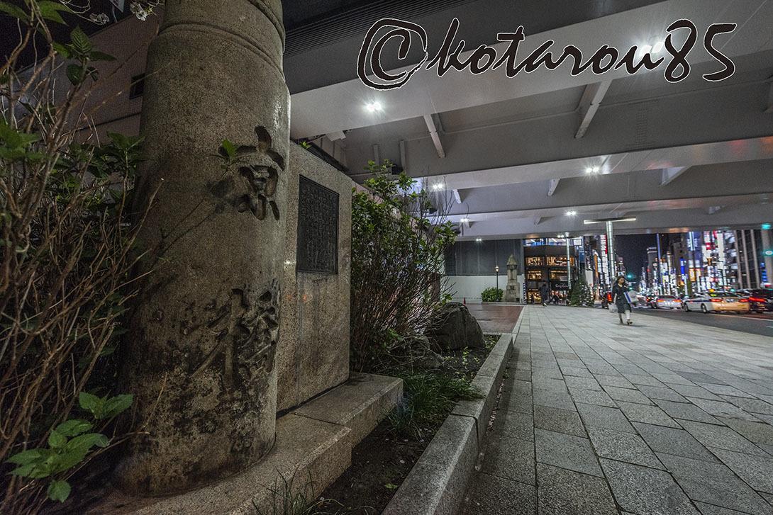 深夜の京橋3 20190412