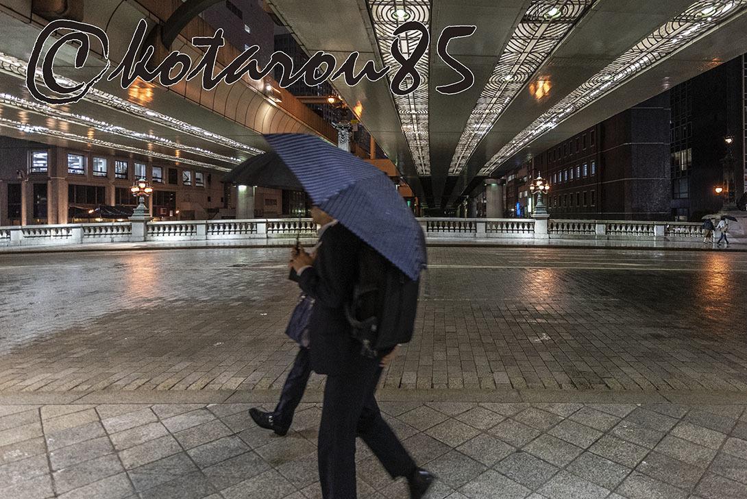 雨の日本橋2 20190425