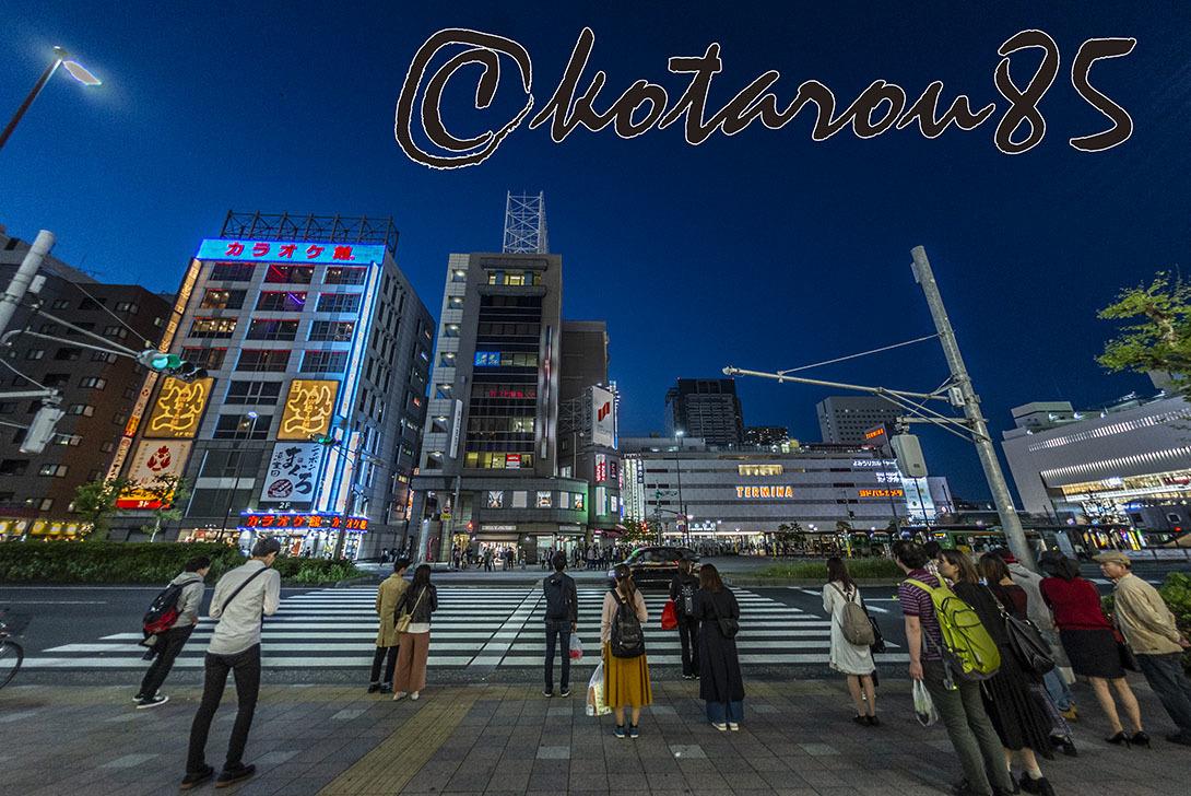五月五日の錦糸町 20190506