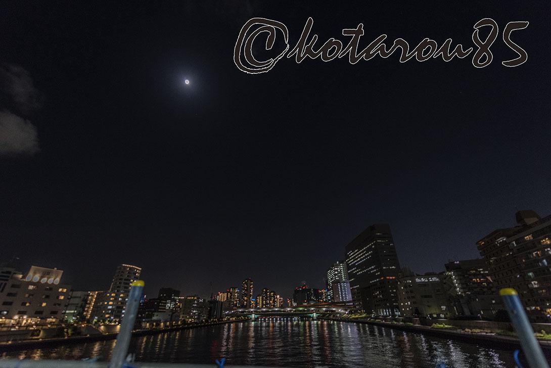 隅田川の夜 20190517