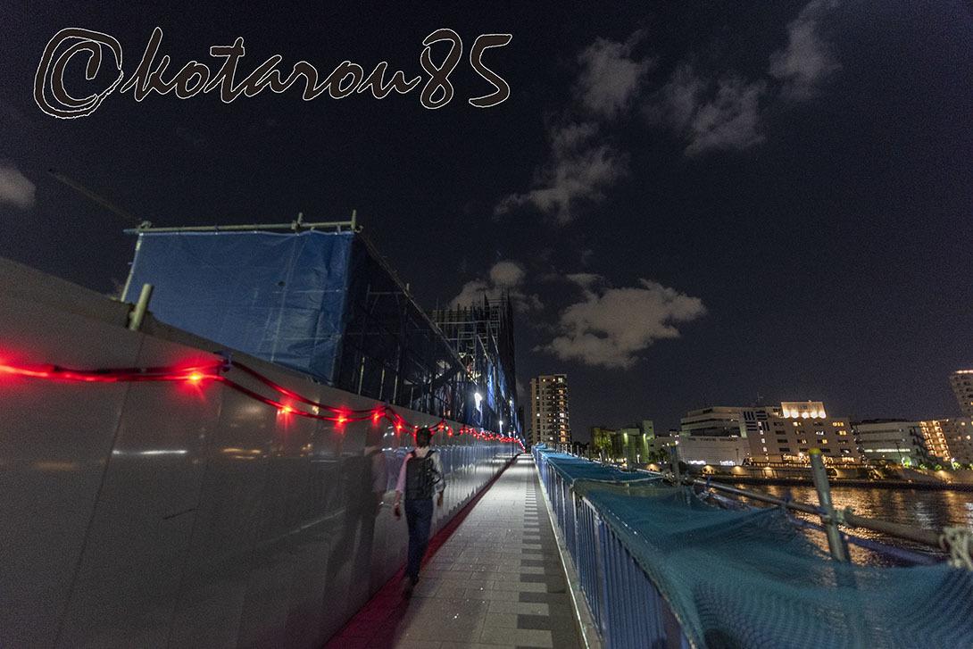 夜の隅田川2 20190514