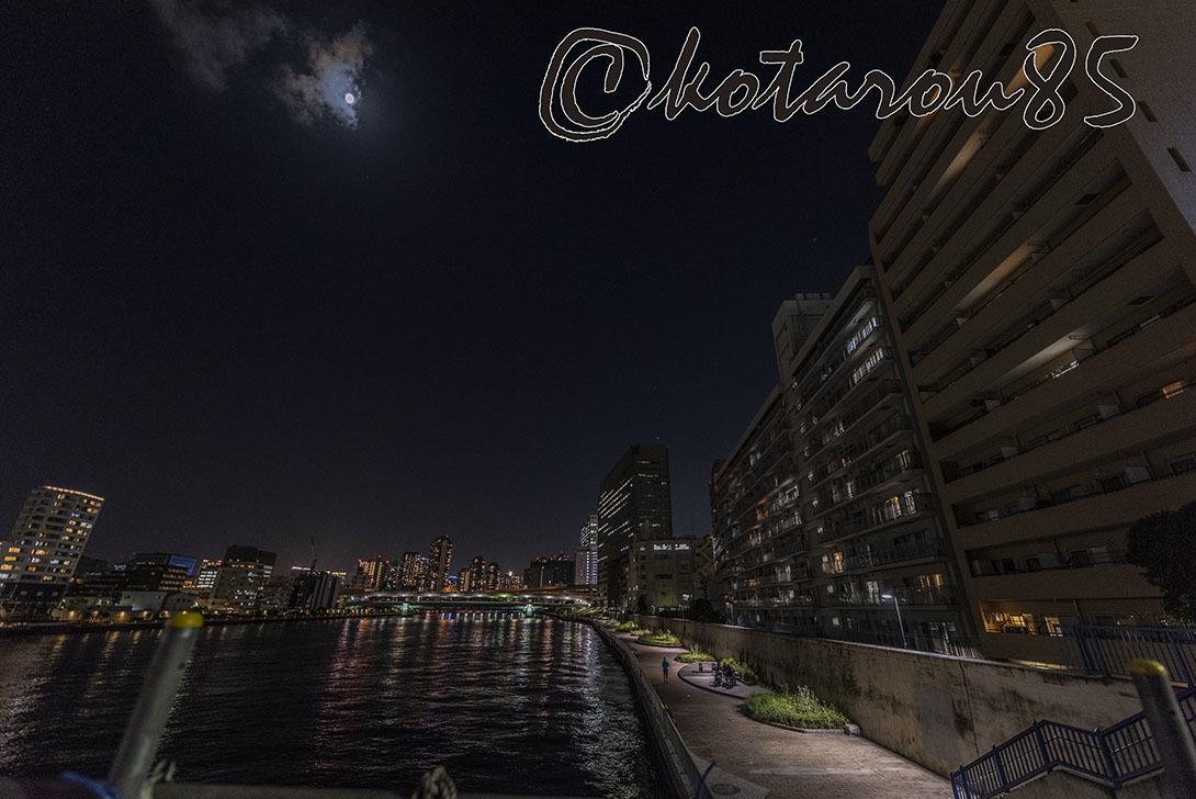 隅田川の夜3 20190517