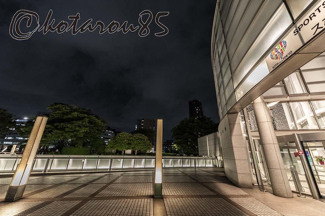 深夜のティアラ江東2 20190601