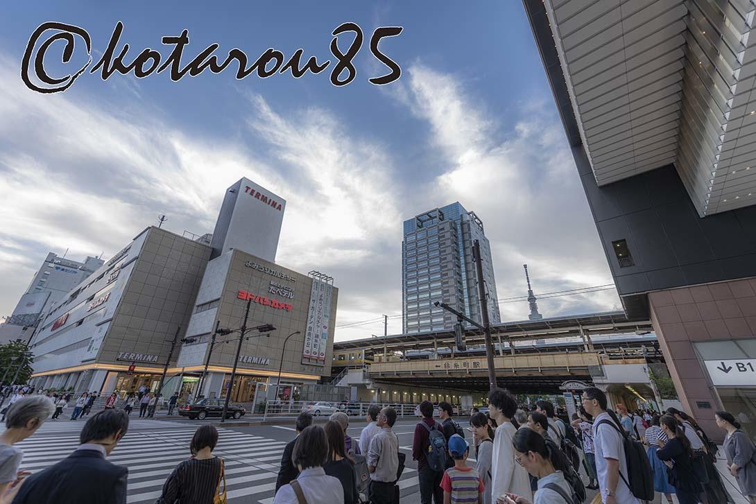 月曜日の錦糸町3 20190603