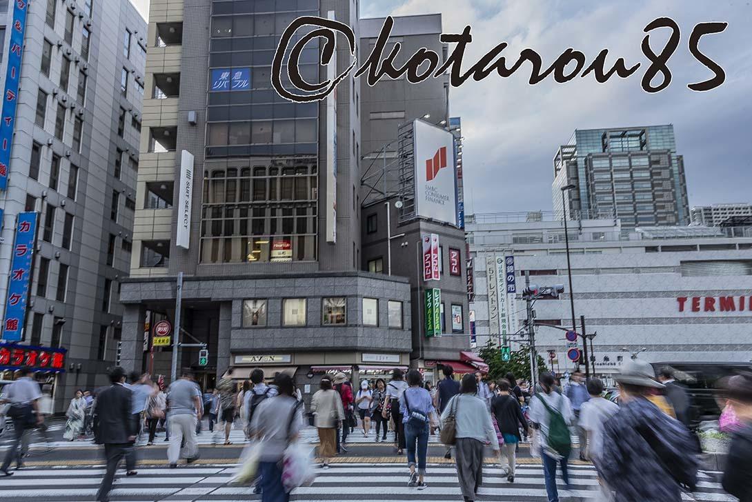 火曜日の錦糸町 20190618