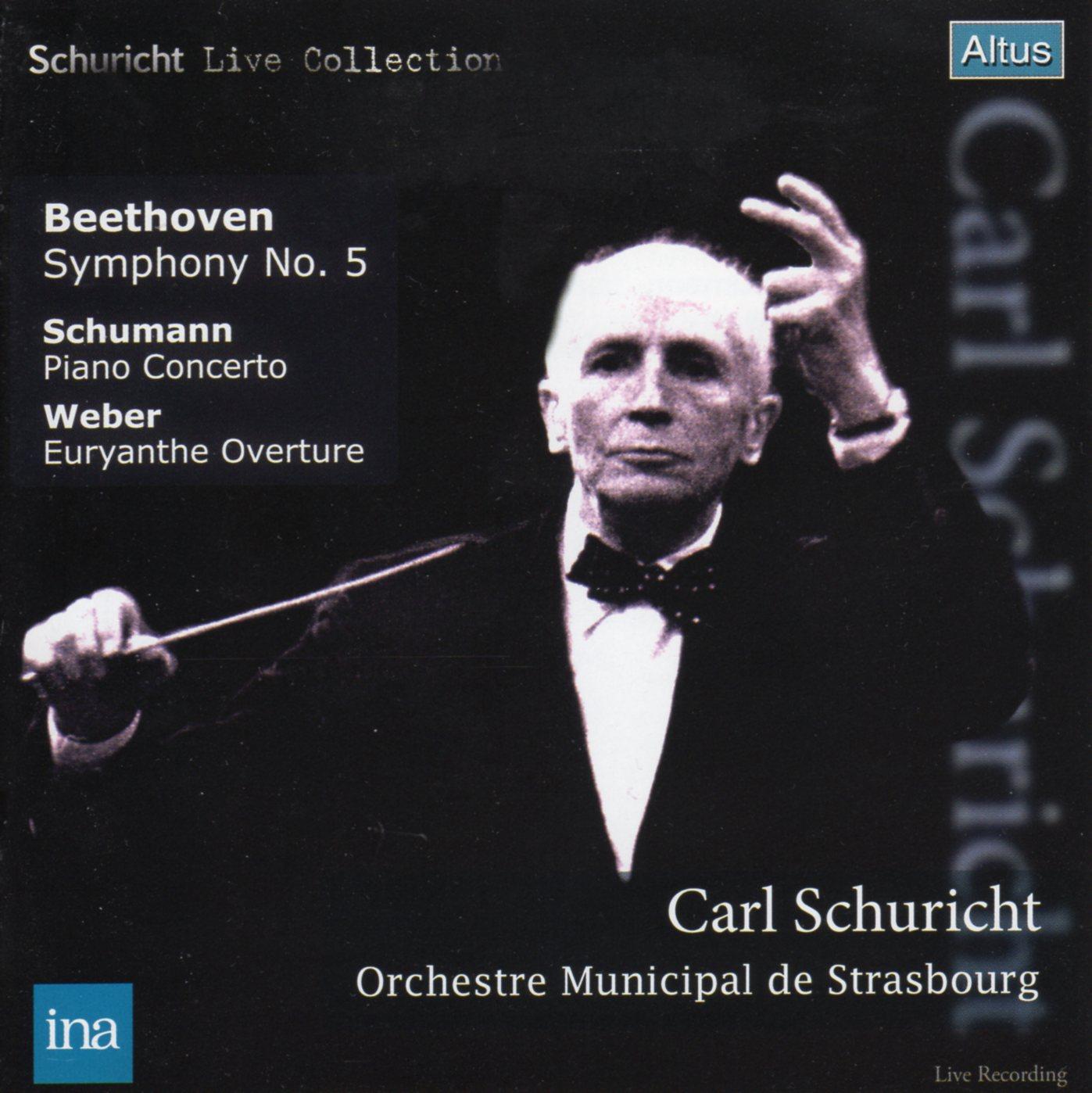 Schuricht_Orchestre Municipal de Strasbourg_Beethoven Symphony #5