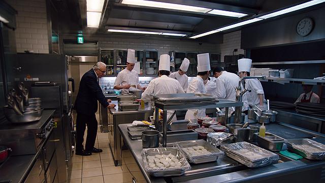 アラン・デュカス 宮廷のレストラン 05