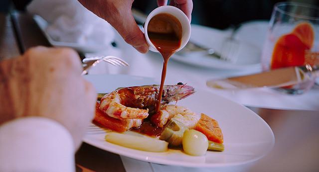 アラン・デュカス 宮廷のレストラン 08