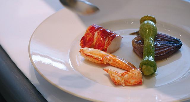 アラン・デュカス 宮廷のレストラン 09