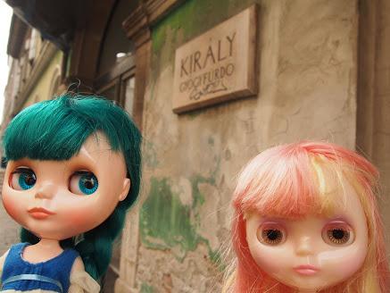 KIRALY STREET