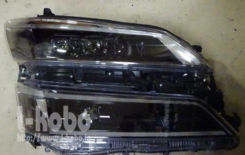 30ヴェルファイアヘッドライトインナーブラック