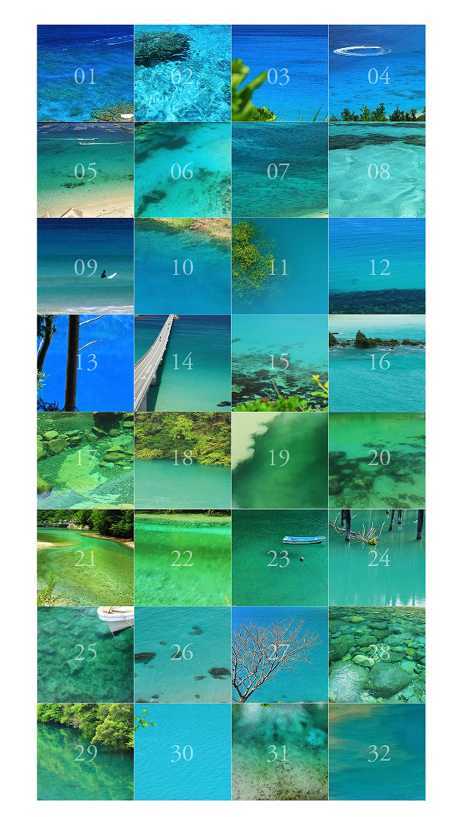 透明度の高い青い海川1803bulelakeseacolor.jpg