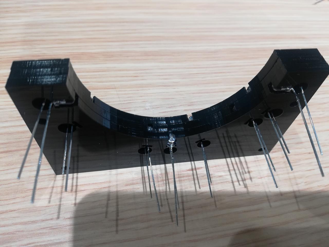 Neo7SEG-LED部完成品