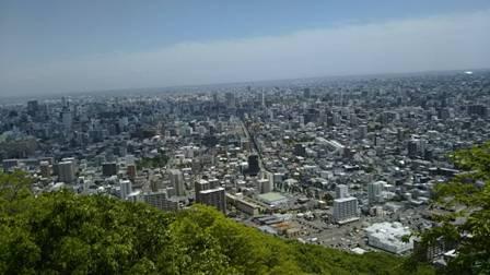 円山八十八箇所 ・半分、札幌市内