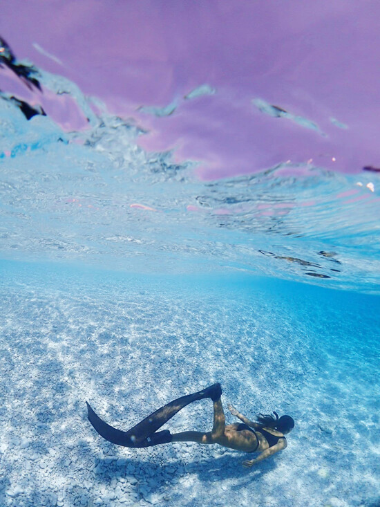 宮古島 海遊び 八重干瀬