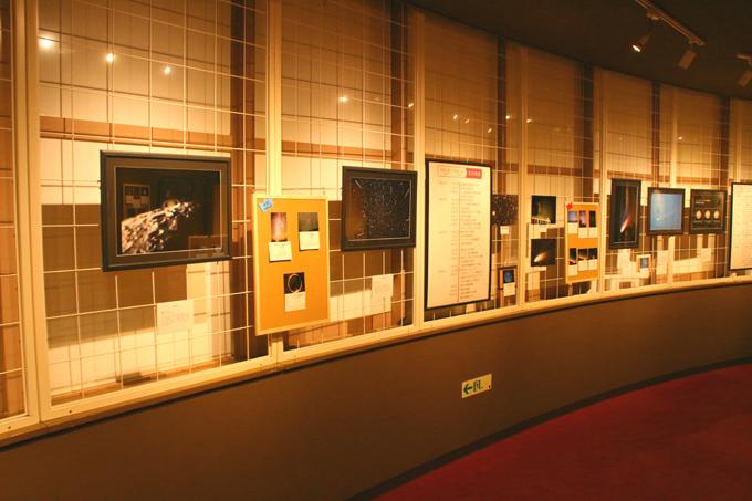 明石市立天文科学館 3F(特別展示)