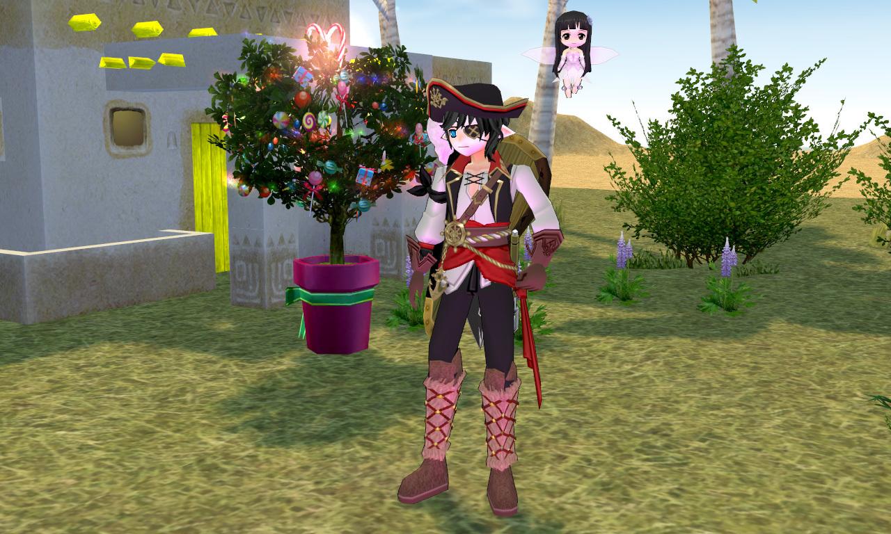 浪漫海賊の衣装5