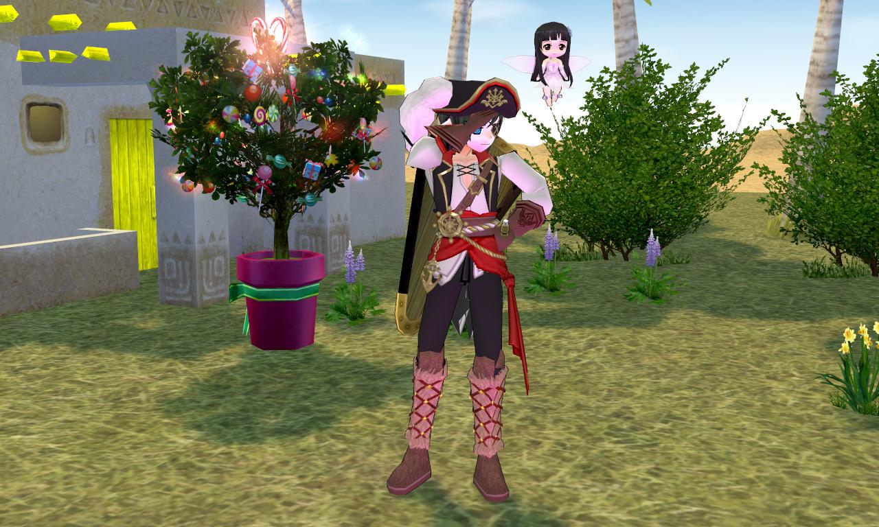浪漫海賊の衣装7