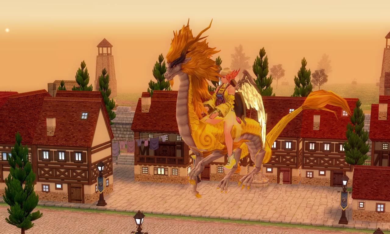 ゴールドオリエンタルドラゴン2