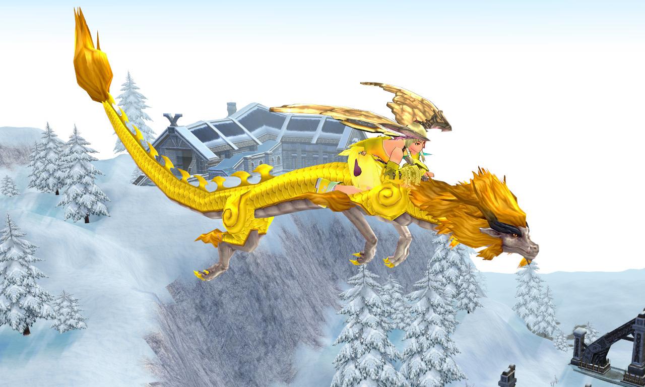ゴールドオリエンタルドラゴン5