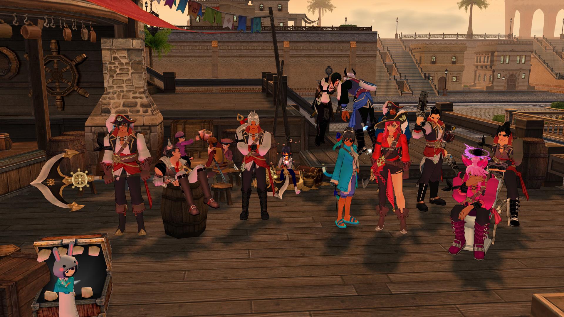海賊撮影会06