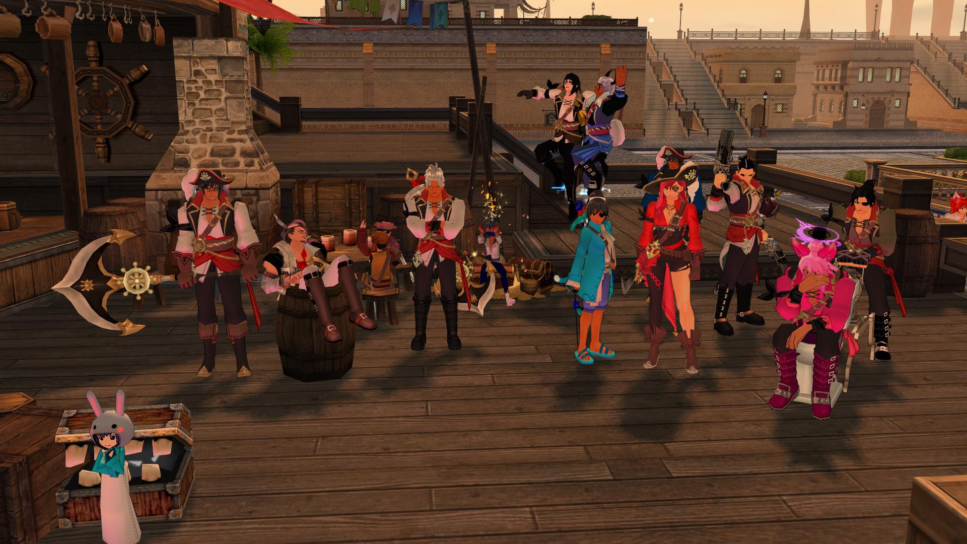 海賊撮影会07