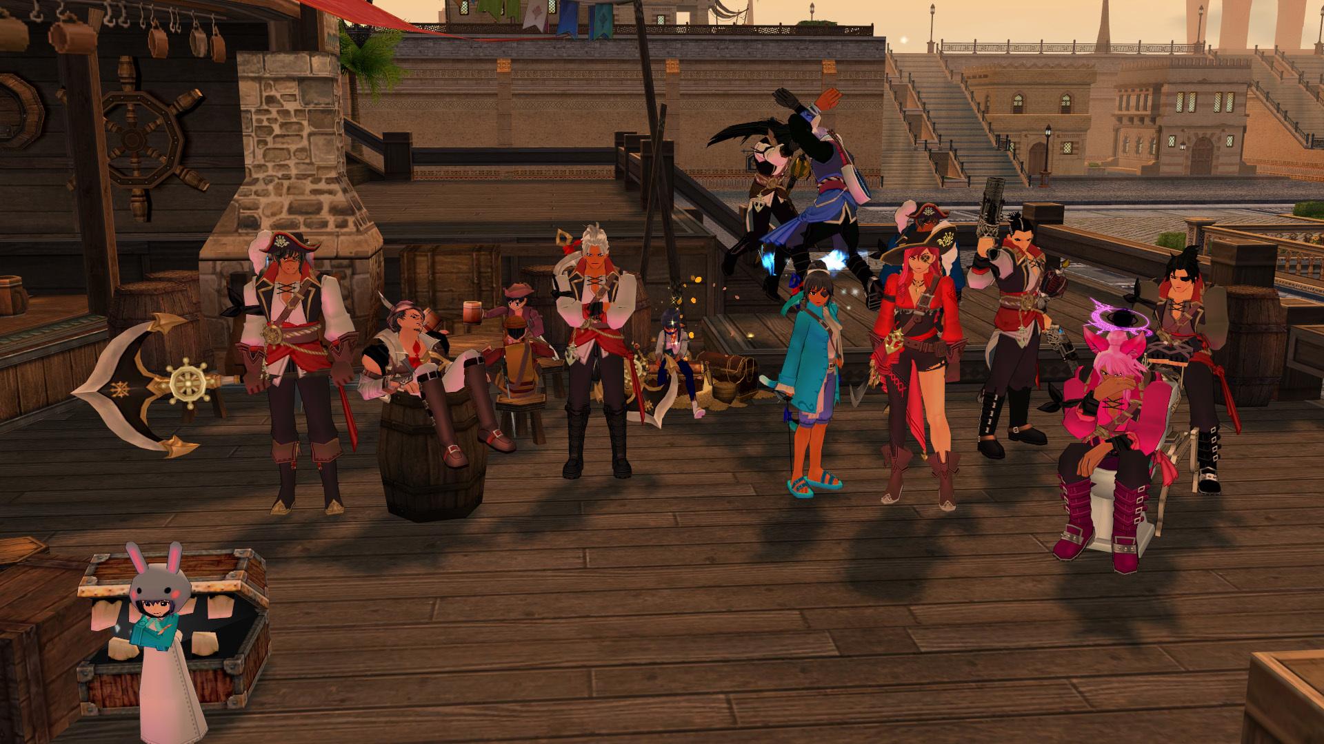 海賊撮影会08