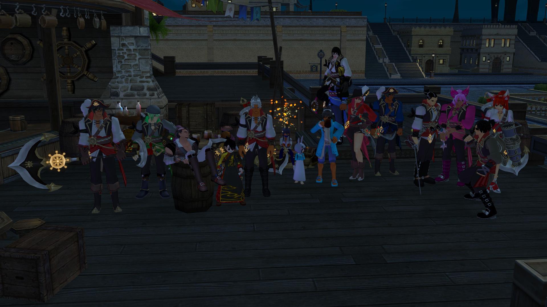 海賊撮影会09