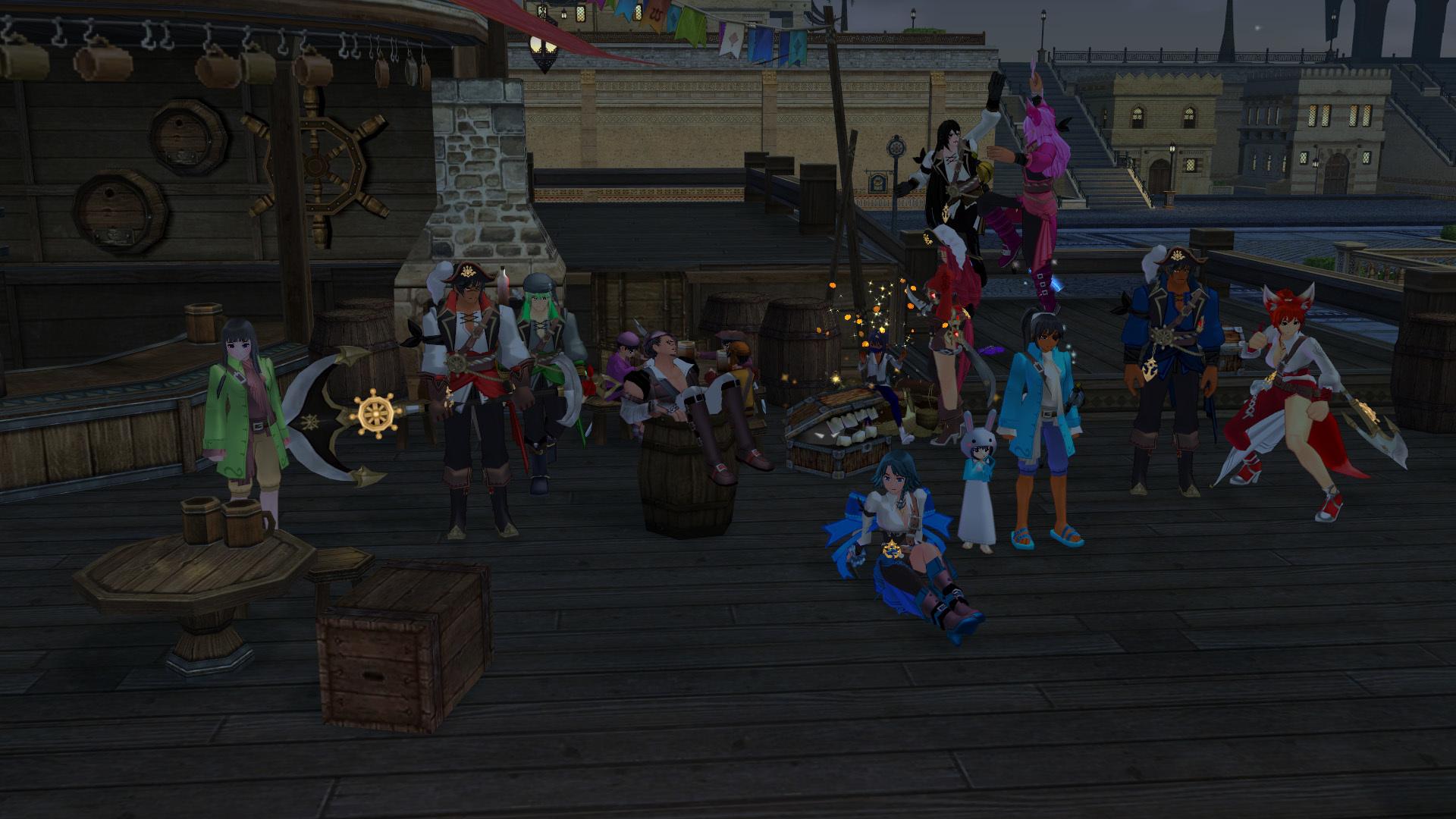 海賊撮影会10