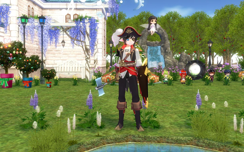 浪漫海賊の衣装a
