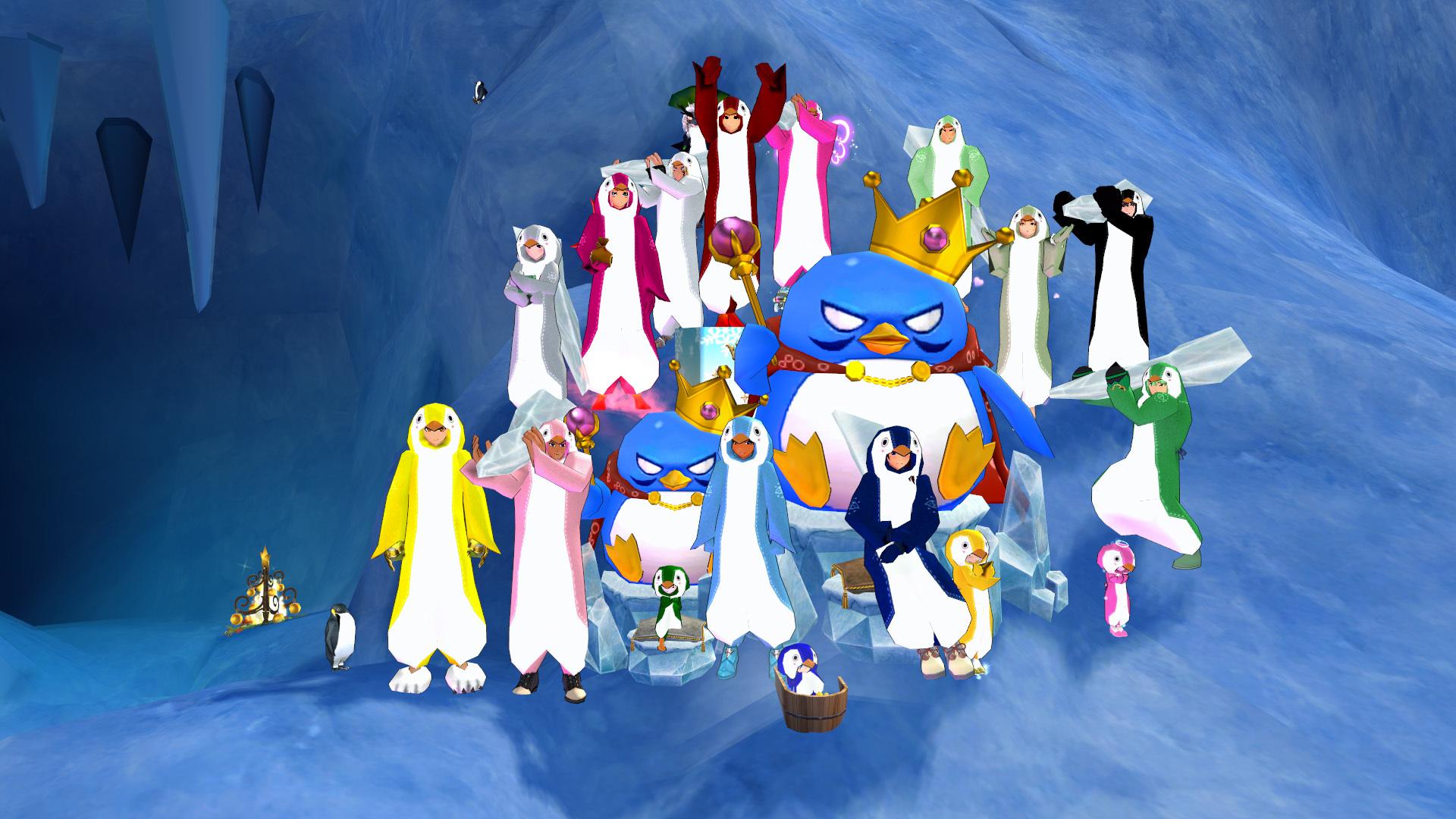 ぴしすペンギンまつり20