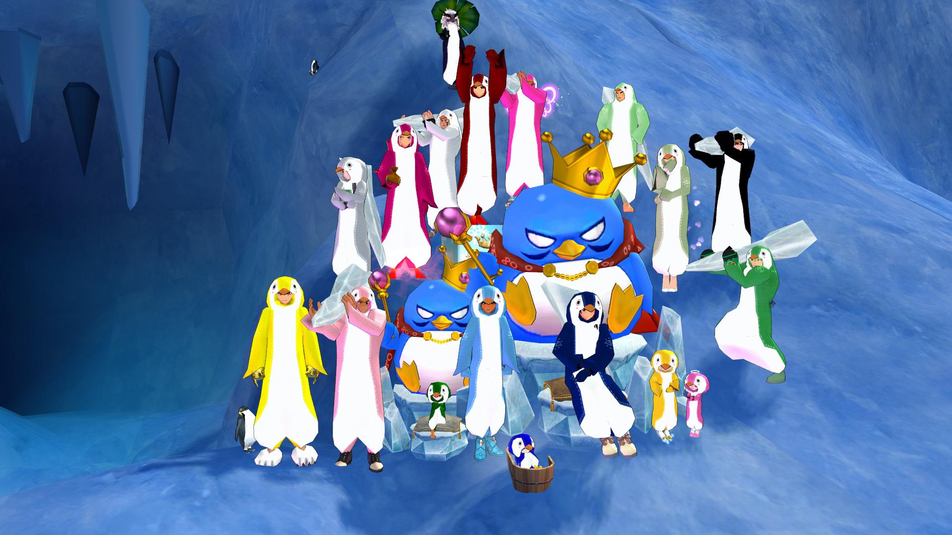 ぴしすペンギンまつり21