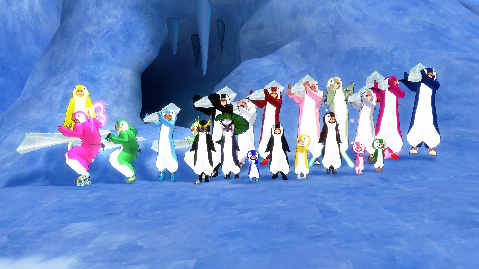 ぴしすペンギンまつり24