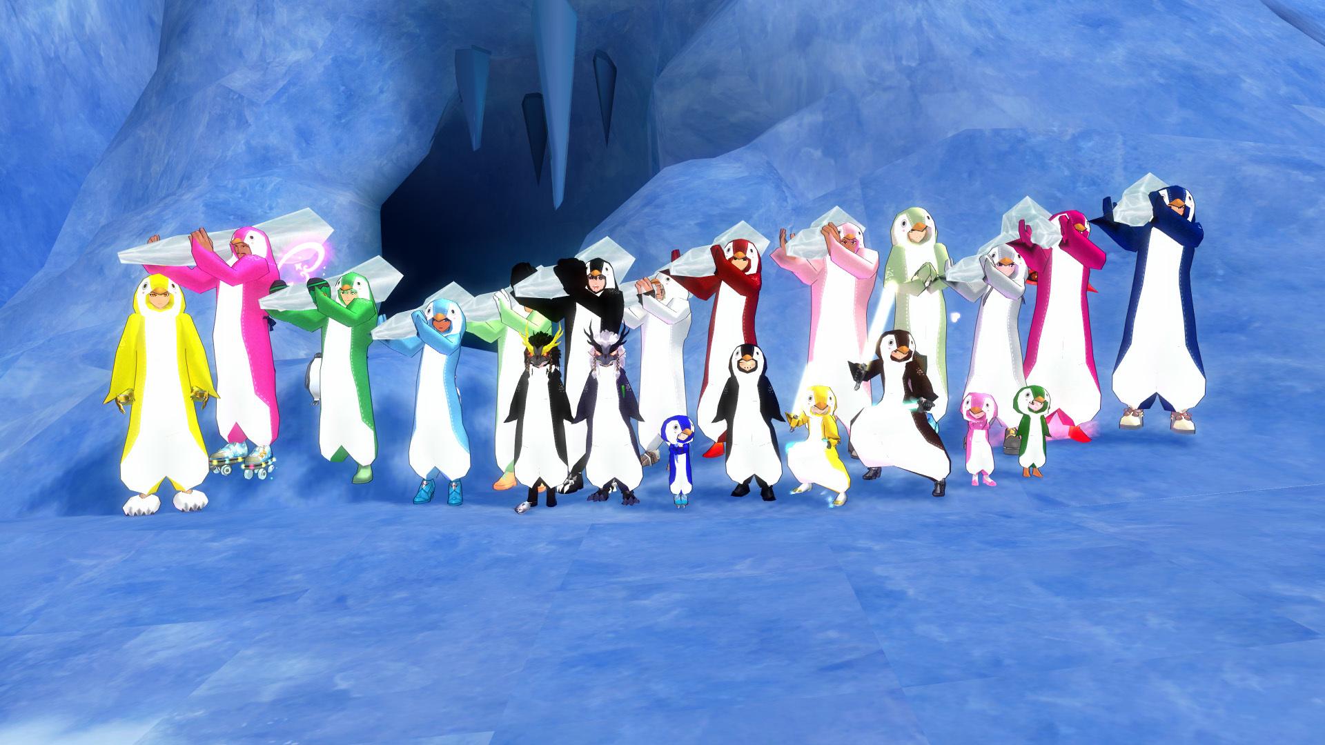 ぴしすペンギンまつり25