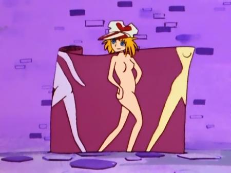 ヤッターマン1977 アイちゃんの全裸ヌード172