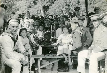 ドイツ捕虜演奏