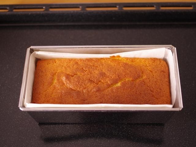 ふんわりやわらか簡単オレンジケーキ05