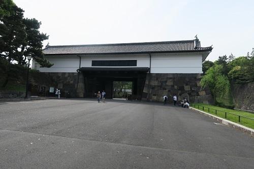 125 外桜田門a