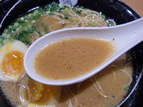 中蘭@有楽町・20190526・スープ