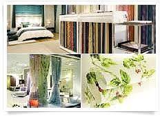 川島織物セルコンショールーム
