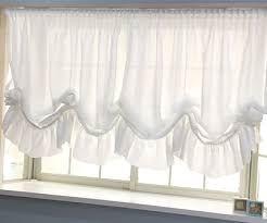 バルーン式カーテン