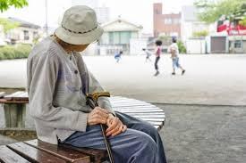誰にでも訪れる老化