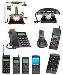 電話機の進歩