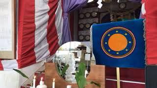 2019年5月10日11日 昼の祈り