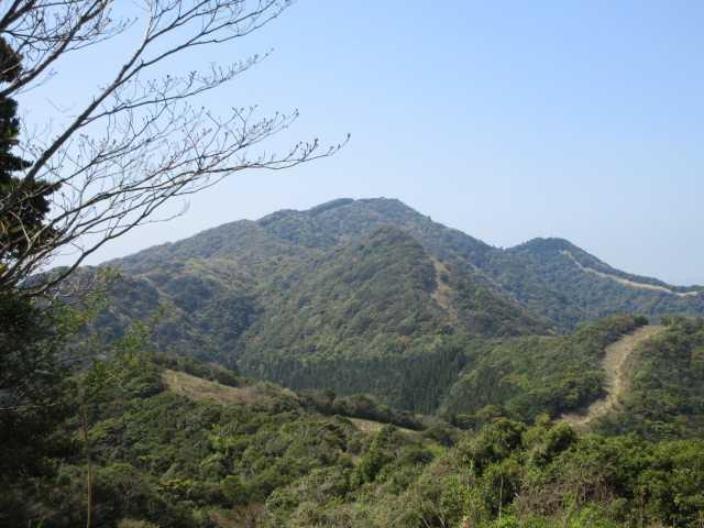 IMG0043JPG足立山を望む