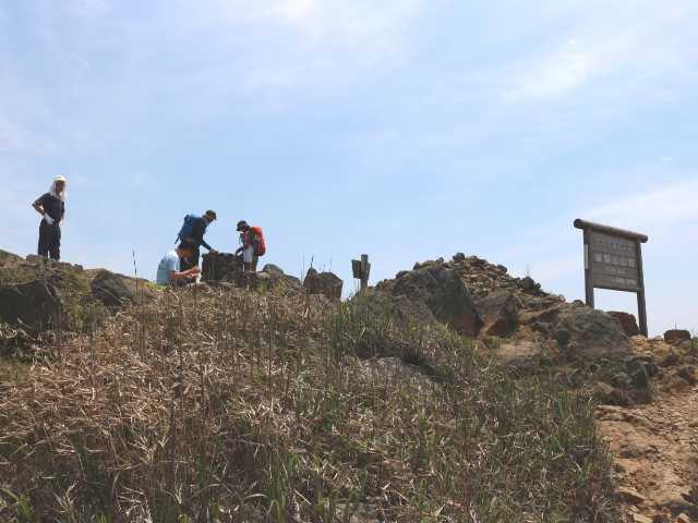 IMG1524JPG福智山山頂