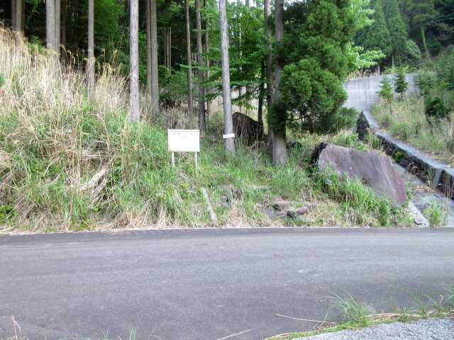 IMG0013JPG下部林道の取り付