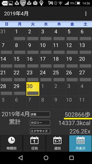 190430歩数 (1-1)
